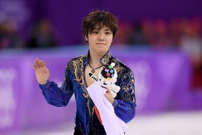 宇野昌磨選手