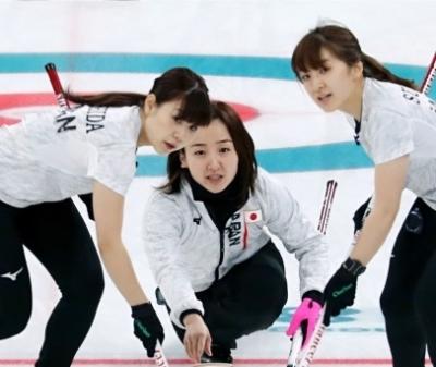 カーリング日本女子