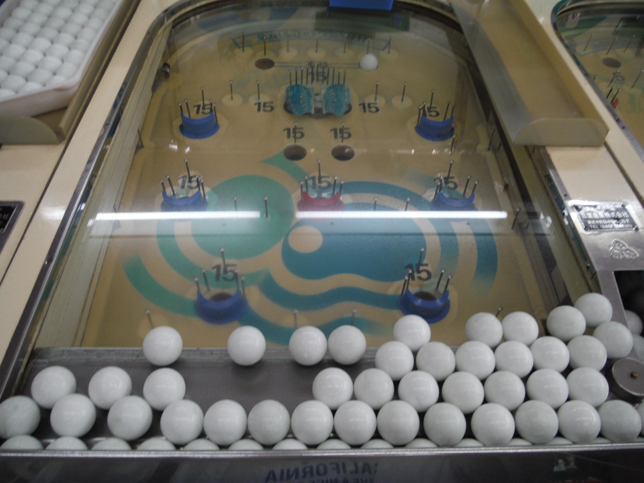 柳川遊技場スマートボール