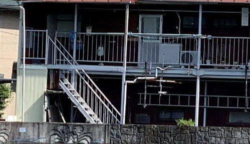 リョウのアパート